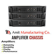 Popularity of amplifier chassis by amcofab