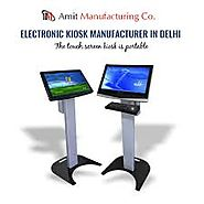 Buy Electronic Kiosk At Best Prices In Delhi Delhi Classifieds - DelhiClassic.com