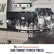 Well Established CNC Turret Punching Job Work In Delhi
