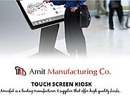 The Need of Touch Screen Kiosk
