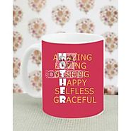 Buy Happy Mother's Day Coffee Mug Online - OyeGifts.com
