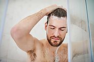 Way Of Showering For Healthy Hair and Skin