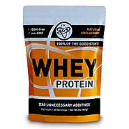 TGS Whey Protein Powder Review - Peakrite