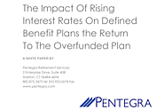 The Impact Of Rising Interest Rates On Defined Benefit Plan