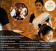Kairali's Ayurvedic Treatment Centre