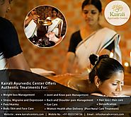 Kairali Ayurvedic Treatment Centre is a day-care centre where people can consult the professionals about their health...