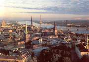 how to start discovering Riga