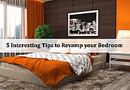 5 Interesting Tips to Revamp your Bedroom – Urban Living Designs