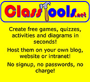 Website at http://www.classtools.net/