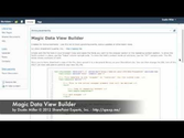 Introducing the Magic Data View Builder
