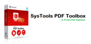 SysTools PDF Toolbox - Product Review