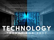 Top 10 Technology Trends for 2017