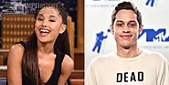 Ariana Grande Is Reportedly Dating Saturday Night Live's Pete Davidson