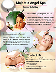 Top Massage Services in Toronto