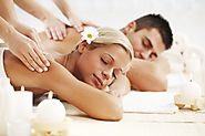 Enjoy the Best Couple's Massage in Toronto with the Best Couple's Room