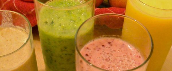 Headline for Smoothie Blender Recipes