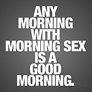 Mumbai Escorts Sex Quote About Morning Sex