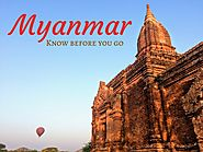 Myanmar Travel Guide – Know Before You Go | Indiana Jo