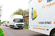 Get IT Shifted Removals Leighton Buzzard