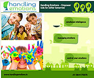 Handling Emotions - Empower kids for better tomorrow