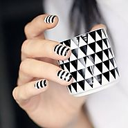 Simple And Easy Nail Designs You Can Do At Home - Sensod - Create. Connect. Brand.