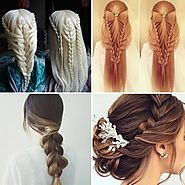 34 Easy Women Hairstyles for Long Hair on Festivals - Sensod - Create. Connect. Brand.