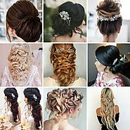 35 Best Wedding Hairstyles Ideas You Can Do Yourself - Sensod - Create. Connect. Brand.