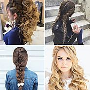 26 Cute Girls hairstyles for summer and winter season - Sensod - Create. Connect. Brand.