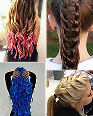 Best 80 Cute Girls Hairstyles for Functions and Parties - Sensod - Create. Connect. Brand.