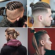 102 Winning Looks long hairstyles for men on Sensod - Sensod - Create. Connect. Brand.