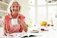 Did You Know Seniors Could Remain at Home Comfortably?