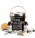 The Man Can Gift Basket - (1) One Men's Romantic OR Valentine's Day Gift Basket for men with assorted contents for hu...