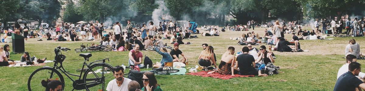 Headline for Top 5 things to do in the summer in Shepherd's Bush