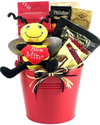 Bee Mine! -Fun Valentine's Day Gift Basket for Kids