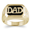 Dad Rings - Celebrate a Father's Love for His Children!