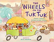 The wheels on the tuk tuk / Kabir Sehgal & Surishtha Sehgal ; illustrated by Jess Golden.