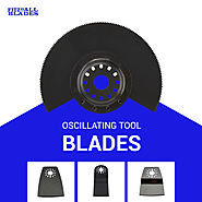 Oscillating Tool Blades | Replacement Multi Tool Blades