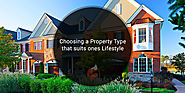 Choosing a Property Type that suits ones Lifestyle