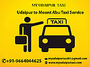 Taxi Services in Udaipur