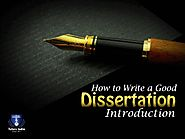 How To Write Your Masters & PhD Thesis Introduction?