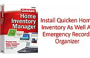 How to Install Quicken Home Inventory in Some Easy Steps?