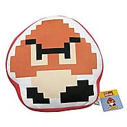 Goomba 8-Bit Pillow
