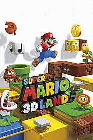 SUPER MARIO 3D LAND NINTENDO GAMING Decor WALL PRINT POSTER