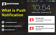 What is push notifications & How do push notifications work?