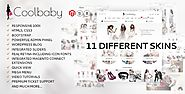 Bootstrap magento fashion theme - Cool Baby