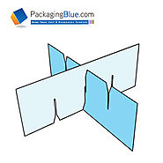 Website at https://www.packagingblue.com/fence-partitions.asp