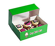 Cupcake Boxes, Cupcake Boxes Wholesale, Mini Cupcake Boxes, Cupcake Packaging