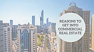 Biggest Reasons People Invest in Commercial Real Estate