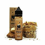 YOGI ELIQUID - PEANUT BUTTER BANANA GRANOLA BAR 60ML E Juice, E JuiceYOGI best ejuice and vape pen deals