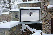 Why You Should Never Install an Indoor TV Outside? - ScreenReputation.com